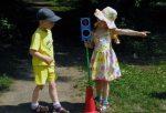 Светофор, дворовые игры